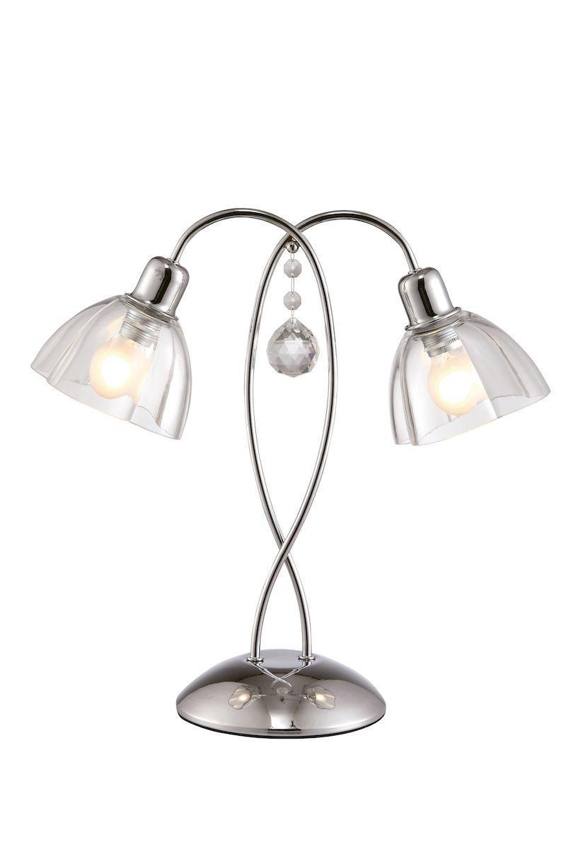 Светильник настольный Arte Lamp Silenzio A9559LT-2CCA9559LT-2CC