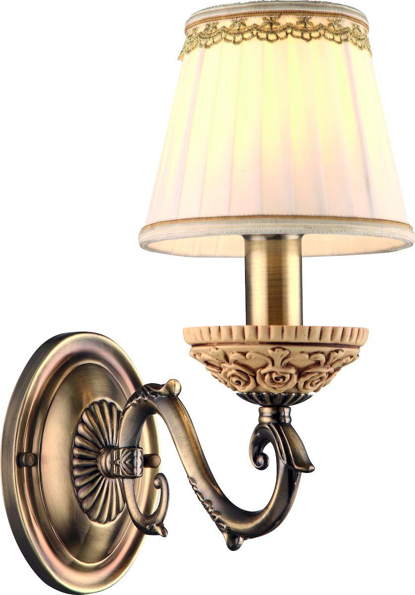 Светильник настенный Arte Lamp CHERISH A9575AP-1ABA9575AP-1AB