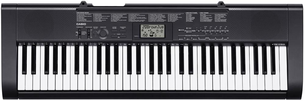 Casio CTK-1150, Black цифровой синтезатор