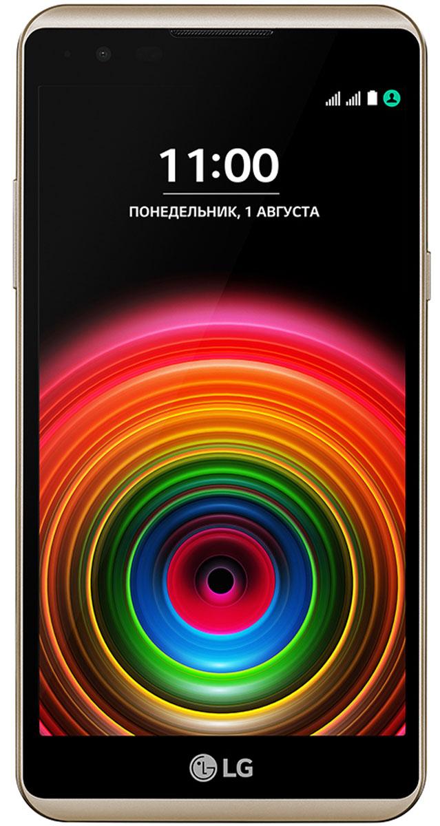 LG X Power K220DS, GoldLGK220DS.ACISGDПользуйтесь LG X Power K220DS как можно дольше и не беспокойтесь о подзарядке смартфона в течение дня благодаря увеличенной мощности аккумулятора 4100 мАч! Быстрая зарядка LG X Power K220DS позволяет вам дольше пользоваться смартфоном и меньше держать его подключенным к сети, она позволяет заряжать смартфон почти в два раза быстрее обычного зарядного устройства. Подключайте LG X Power K220DS напрямую к другим устройствам, используя удобный кабель USB On-The-Go. Вы также сможете подзарядить их с помощью этого кабеля. Позвольте себе больше: на широком и ярком 5,3-дюймовом HD-дисплее ваши снимки, игры, приложения и видео заиграют новыми красками. Благодаря новому режиму Автосъемка делать селфи стало еще проще. Камера автоматически распознает ваше лицо и через несколько секунд сделает снимок. LG X power оснащен основной камерой 13 Мп, а также в нем собрана большая коллекция интересных фотоэффектов. Мировое время...