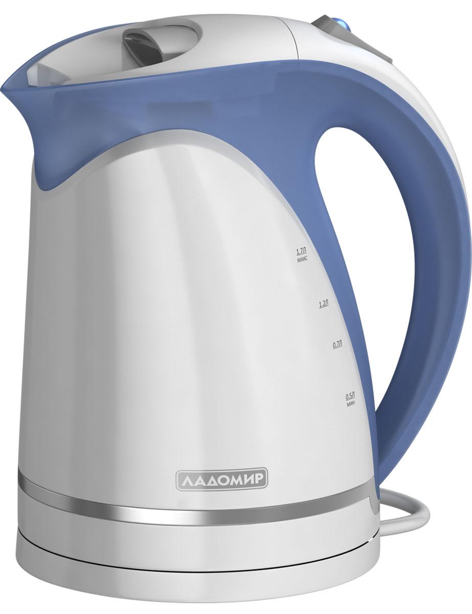 Ладомир 324, Blue чайник