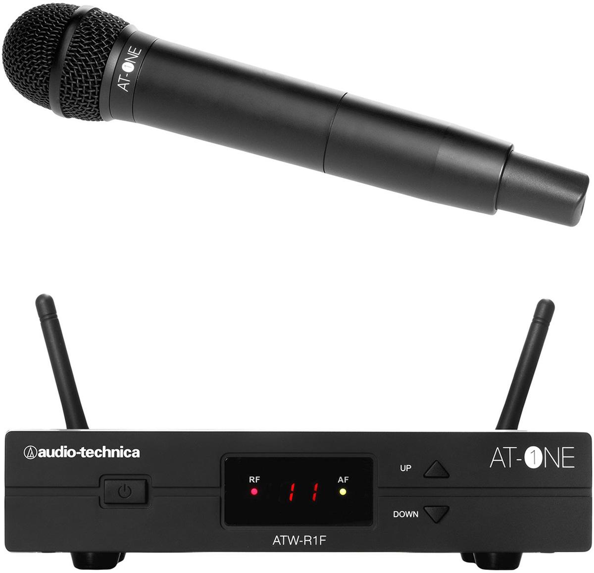 Audio-Technica ATW13F ручная радиосистема