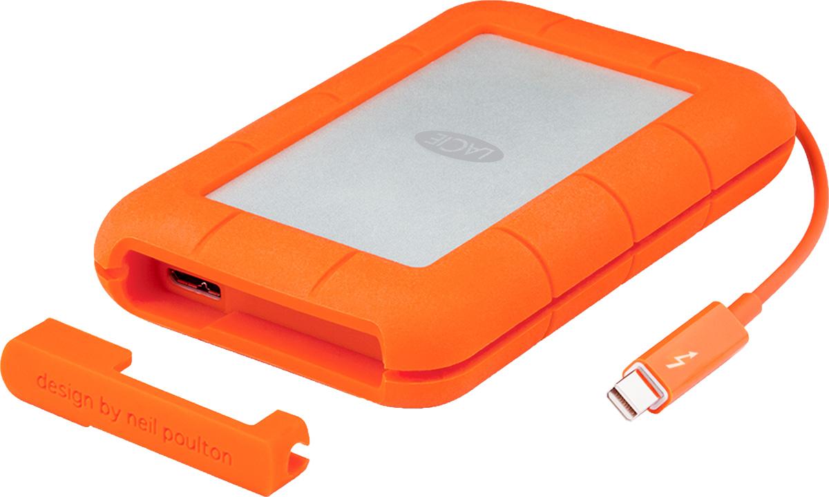 LaCie Rugged Thunderbolt 1TB внешний жесткий диск (STEV1000400)