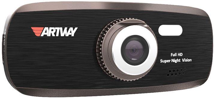 Artway 390, Black видеорегистратор