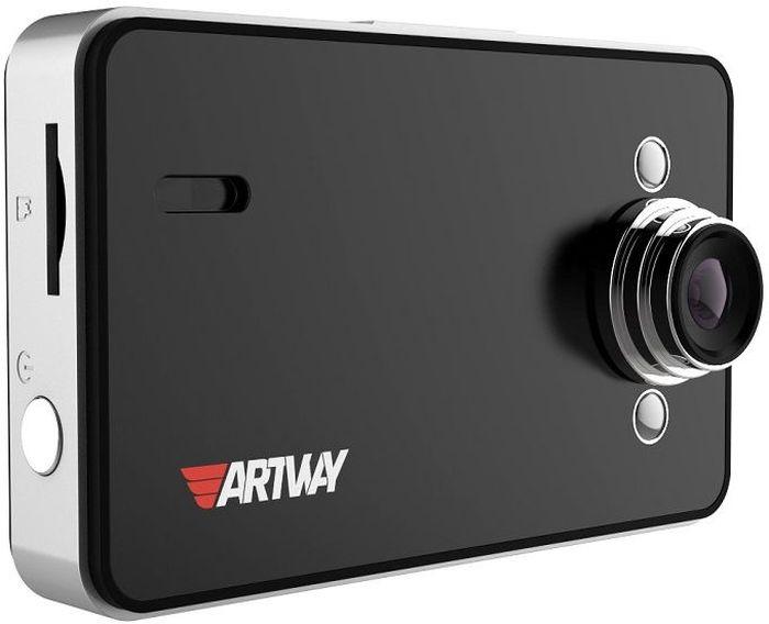 Artway AV-110, Black видеорегистратор