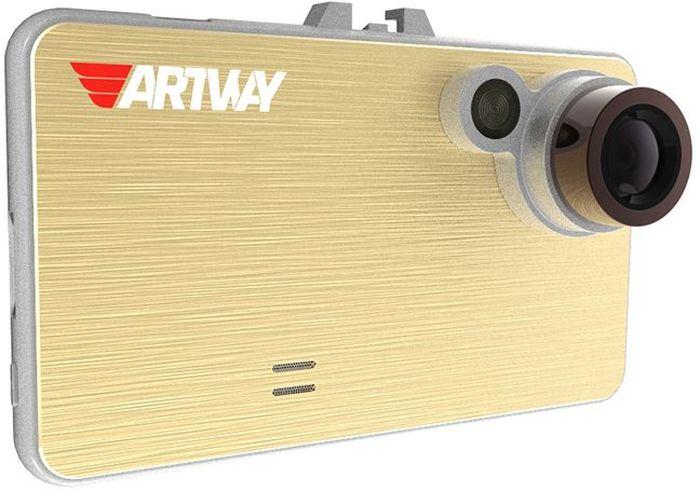 Artway AV-111, Gold видеорегистратор