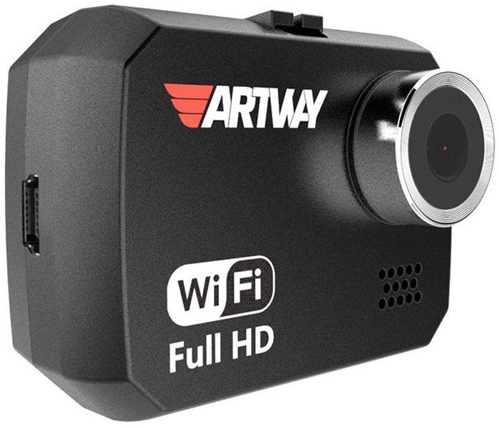 Artway AV-507, Black видеорегистратор