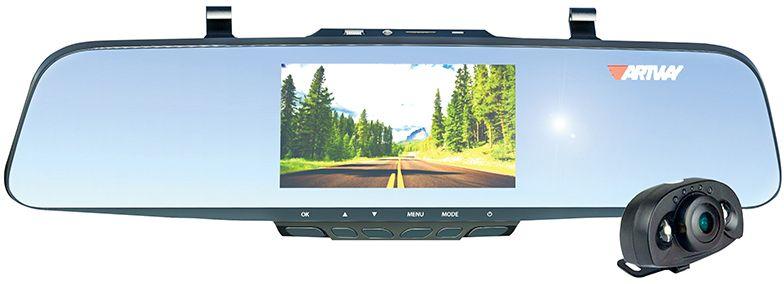 Artway AV-620, Black видеорегистратор-зеркало