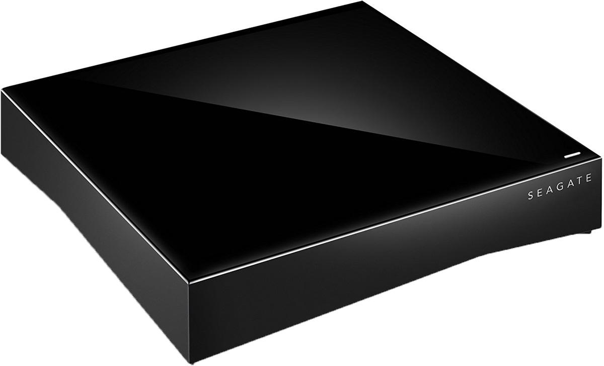 Seagate Personal Cloud 2-Bay 6TB, Black сетевое хранилище (STCS6000201)