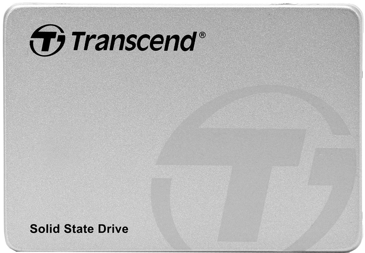 Transcend SSD220 120GB SSD-накопитель (TS120GSSD220S)TS120GSSD220SТвердотельные накопители Transcend SSD220 SATA III Гбит/с отличаются разумной стоимостью, демонстрируют впечатляющую скорость передачи данных, которая составляет до 550 МБ/с, и способны ускорить загрузку системы и приложений. За счет использования высококачественных микросхем флэш-памяти и усовершенствованных алгоритмов работы прошивки накопители Transcend SSD220 обеспечивают высокую надежность хранения данных. Они в полной мере поддерживают режим SATA Device Sleep Mode (DevSleep), что дает возможность снизить потребление энергии (экономия составляет до 90 %) и максимально увеличить длительность автономной работы ноутбука. Transcend SSD220 оснащен кэшем на базе микросхем памяти DDR3 и демонстрирует потрясающую производительность при выполнении операций произвольного считывания и записи блоков размером 4 КБ, которая достигает 330 МБ/с. Он позволит в считанные секунды загружать в память компьютера программы и файлы, что делает его прекрасной альтернативой жестким...