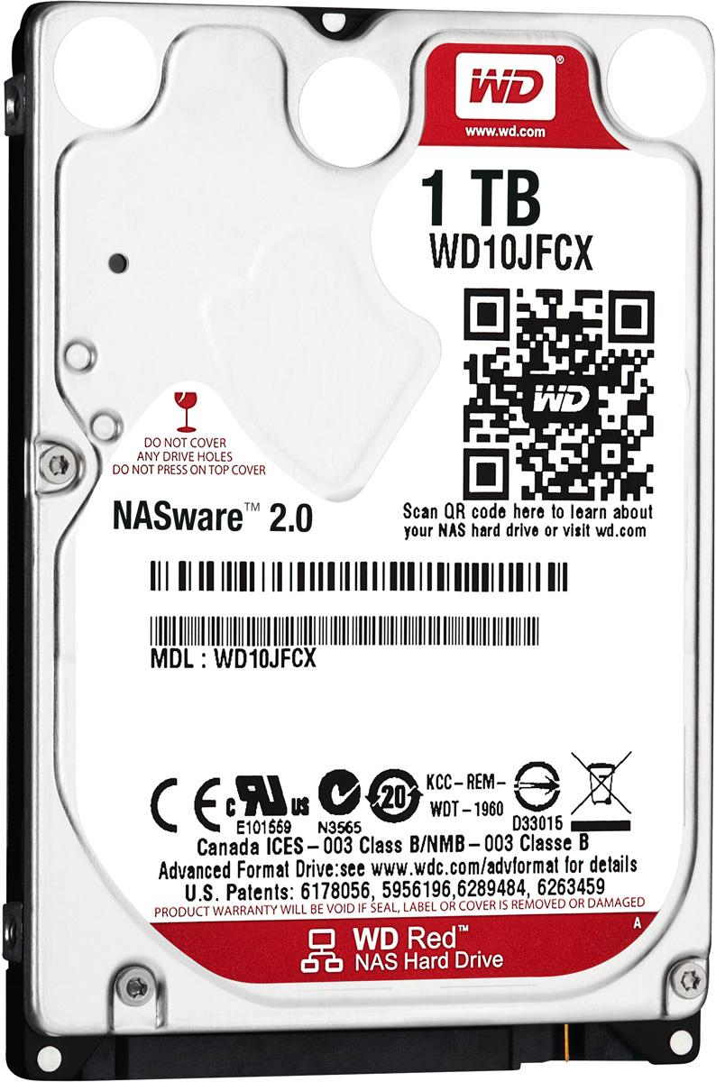 WD Red 1TB внутренний жесткий диск (WD10JFCX)
