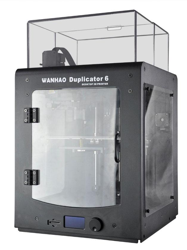 Wanhao Duplicator 6, Black 3D принтер