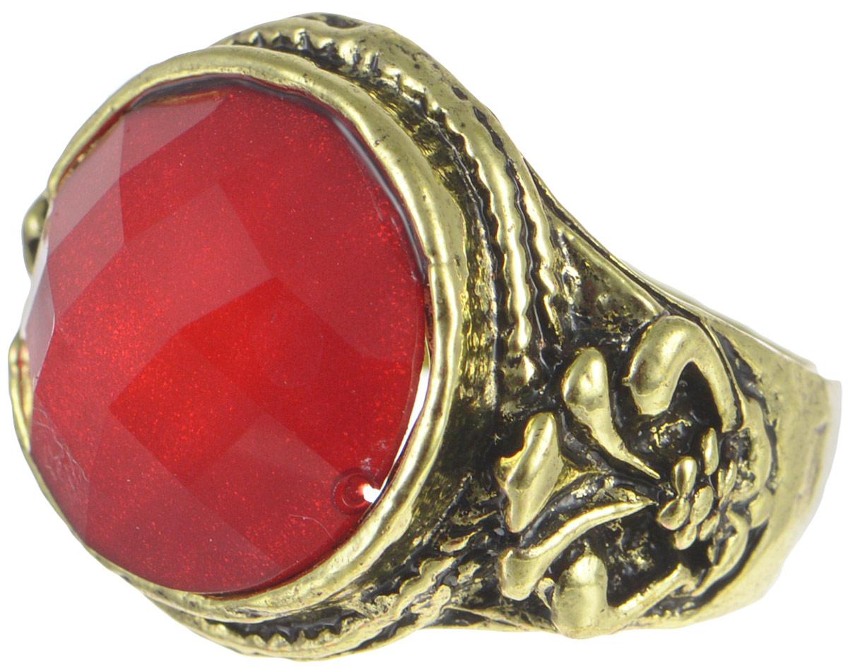 Кольцо YusliQ. Ручная авторская работа. 26-014a26-014aСтильное кольцо YusliQ выполнено из металла и оформлено большим стразом из пластика. Такое кольцо это блестящее завершение вашего неповторимого и смелого образа и отличный подарок для ценительницы необычных украшений!