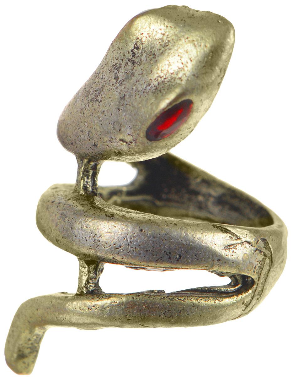 Кольцо YusliQ Змея. Ручная авторская работа. 26-01526-015Оригинальное авторское кольцо ручной работы YusliQ Змея из серии Кэжуал, выполнено из металла. Такое кольцо это блестящее завершение вашего неповторимого и смелого образа и отличный подарок для ценительницы необычных украшений!