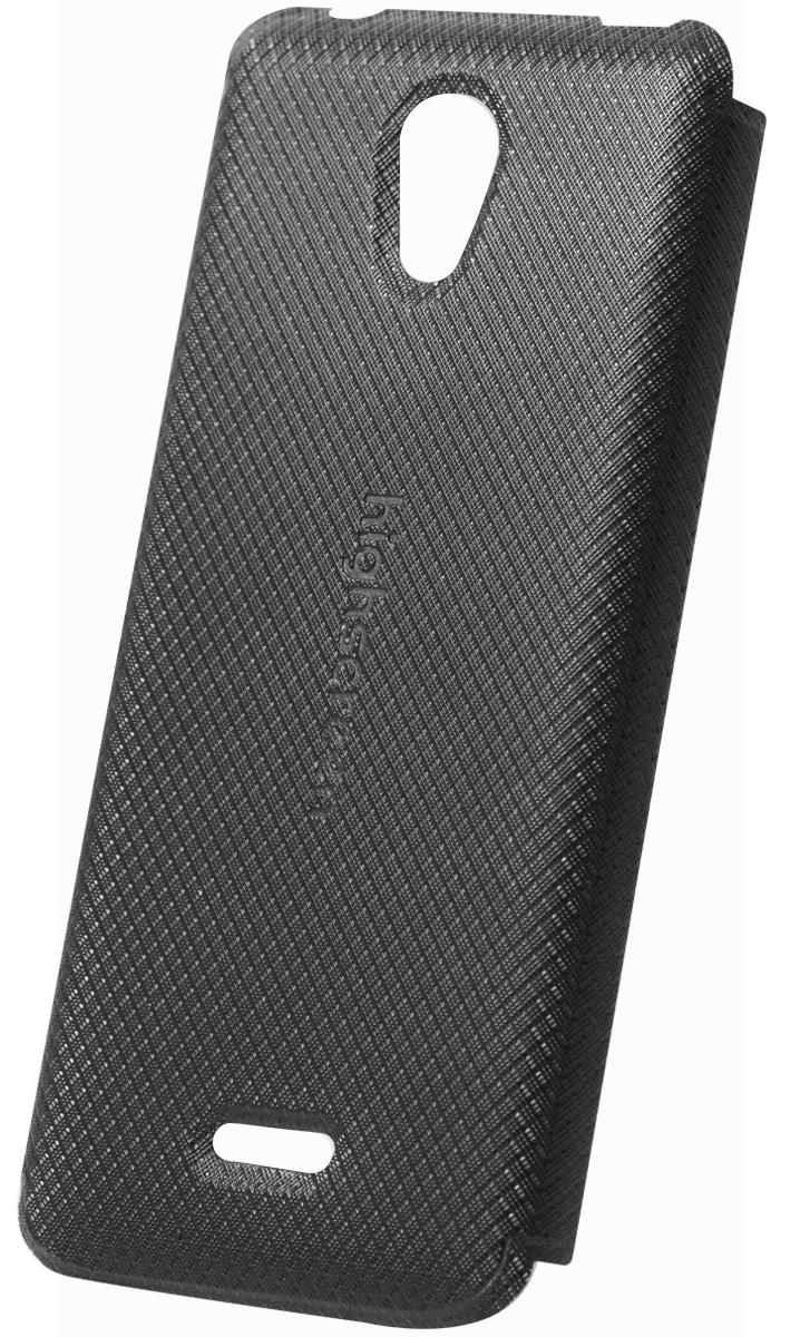 Highscreen Clip Case чехол для Easy S/Pro, Black23441Оригинальный чехол для смартфона Highscreen Easy S/Pro надежно защитит ваш телефон от царапин, сколов и незначительных механических повреждений. Он также обеспечивает свободный доступ ко всем функциональным кнопкам смартфона и камере.