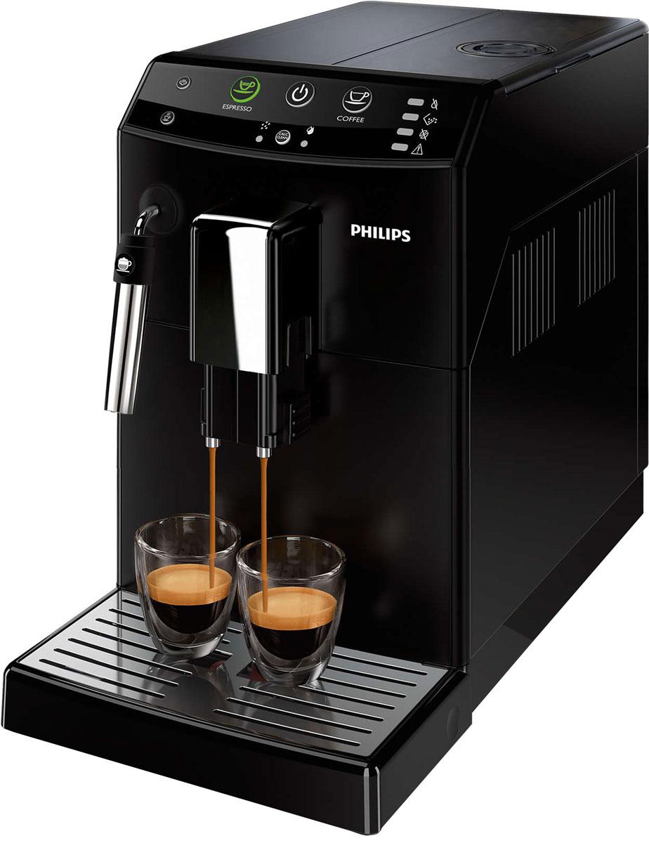 Philips HD8822/09 кофемашинаHD8822/09Готовьте идеальный эспрессо, извлекая из каждого свежего зерна вкус до последней капли! 100%-но керамические жернова не перегревают кофейные зерна, а благодаря классическому капучинатору пенка готовится одним нажатием кнопки. Приготовьте одну или сразу две порции превосходного эспрессо, сваренного из свежемолотых кофейных зерен, просто нажав на кнопку и подождав несколько секунд. Классический капучинатор, который бариста называют панарелло, используется для приготовления с помощью пара деликатной молочной пены для вашего капучино. Почувствуйте себя бариста — готовьте вкусные молочные напитки традиционным способом! Забудьте о жженом привкусе кофе благодаря 100%-но керамическим жерновам, которые не перегревают зерна. Керамика гарантирует долгий срок службы и бесшумную работу. Выберите одну из пяти степеней помола на ваш вкус — от самого тонкого для приготовления насыщенного крепкого эспрессо до самого грубого для более легкого...