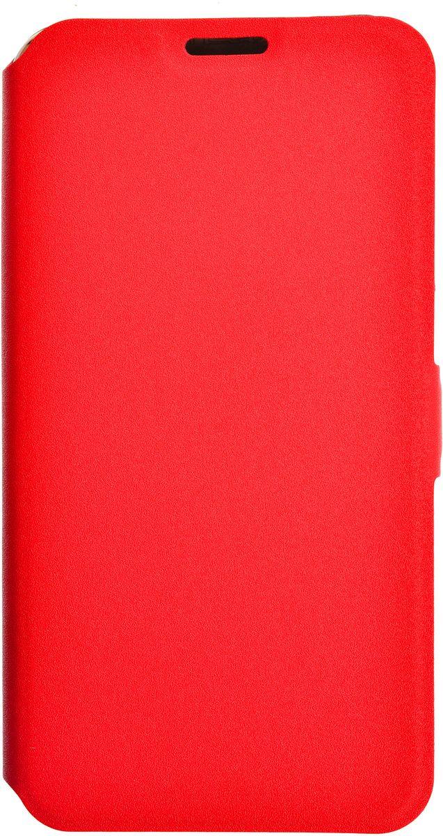 Prime Book чехол для LG X Style, Red2000000097183Чехол-книжка Prime Book для LG X Style надежно защитит ваш смартфон от пыли, грязи, царапин, оставив при этом свободный доступ ко всем разъемам устройства. Также имеется возможность использования чехла в виде настольной подставки. Чехол Prime Book - это стильная и элегантная деталь вашего образа, которая всегда обращает на себя внимание среди множества вещей.