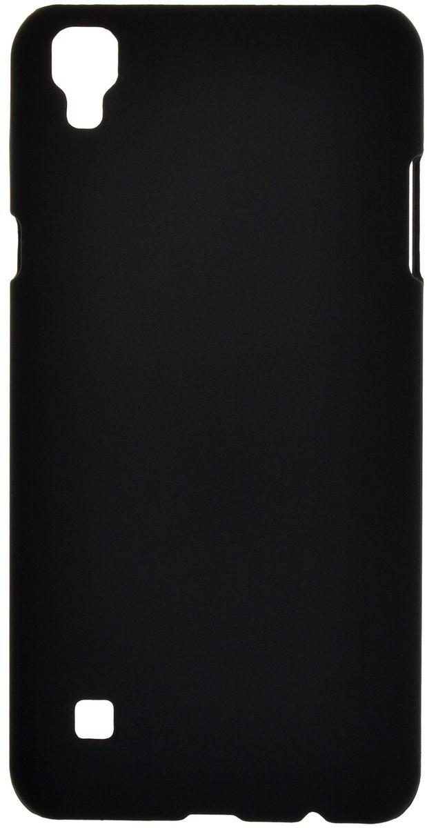 Skinbox Shield 4People чехол для LG X Style, Black2000000097398Чехол Skinbox для LG X Style надежно защищает ваш смартфон от внешних воздействий, грязи, пыли, брызг. Он также поможет при ударах и падениях, не позволив образоваться на корпусе царапинам и потертостям. Чехол обеспечивает свободный доступ ко всем функциональным кнопкам смартфона и камере. Чехол Skinbox - это стильная и элегантная деталь вашего образа, которая всегда обращает на себя внимание среди множества вещей.