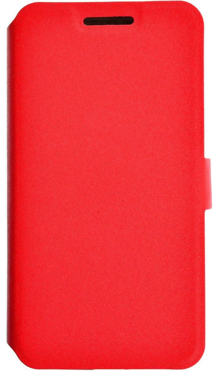Prime Book чехол для Lenovo Vibe C2, Red2000000097213Чехол-книжка Prime Book для Lenovo Vibe C2 надежно защитит ваш смартфон от пыли, грязи, царапин, оставив при этом свободный доступ ко всем разъемам устройства. Также имеется возможность использования чехла в виде настольной подставки. Чехол Prime Book - это стильная и элегантная деталь вашего образа, которая всегда обращает на себя внимание среди множества вещей.