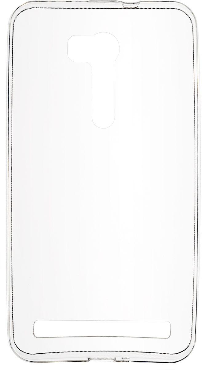 Skinbox Slim Silicone чехол для Asus Zenfone Go ZB551KL/G550KL Go TV, Transparent