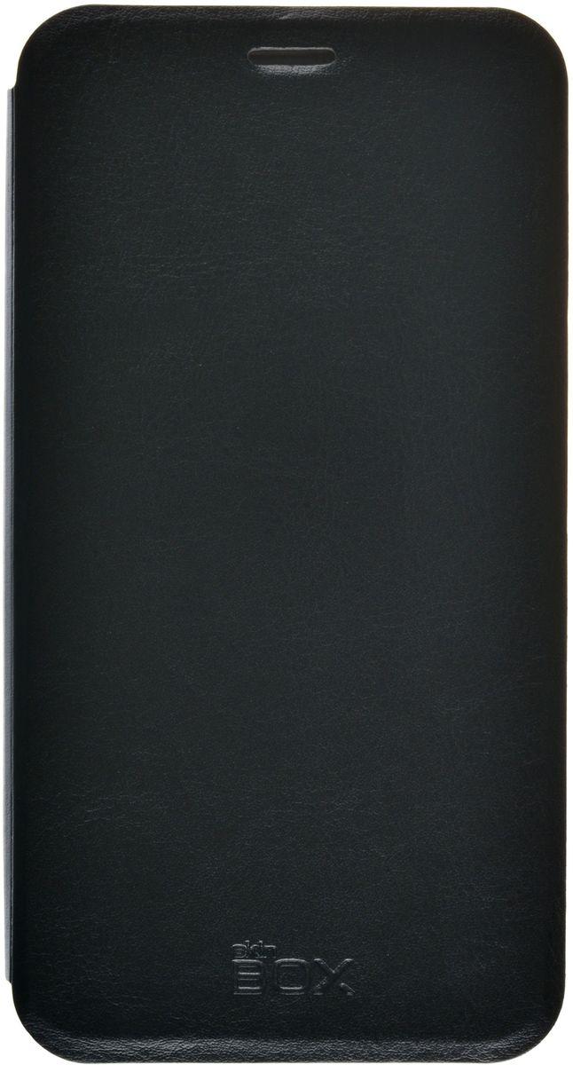 Skinbox Lux чехол для Meizu M3 Note, Black2000000093017Чехол-книжка Skinbox для Meizu M3 Note c круглым окошком надежно защитит ваш смартфон от пыли, грязи, царапин, оставив при этом свободный доступ ко всем разъемам устройства. Также имеется возможность использования чехла в виде настольной подставки. Чехол Skinbox - это стильная и элегантная деталь вашего образа, которая всегда обращает на себя внимание среди множества вещей.