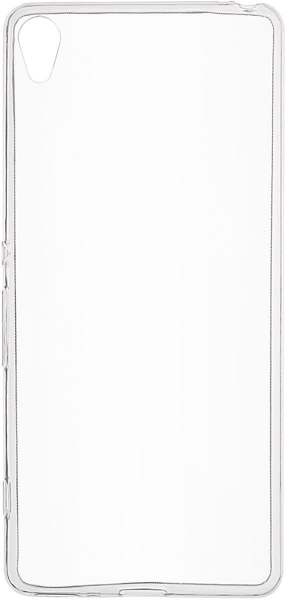 Skinbox Slim Silicone чехол для Sony Xperia XA, Transparent