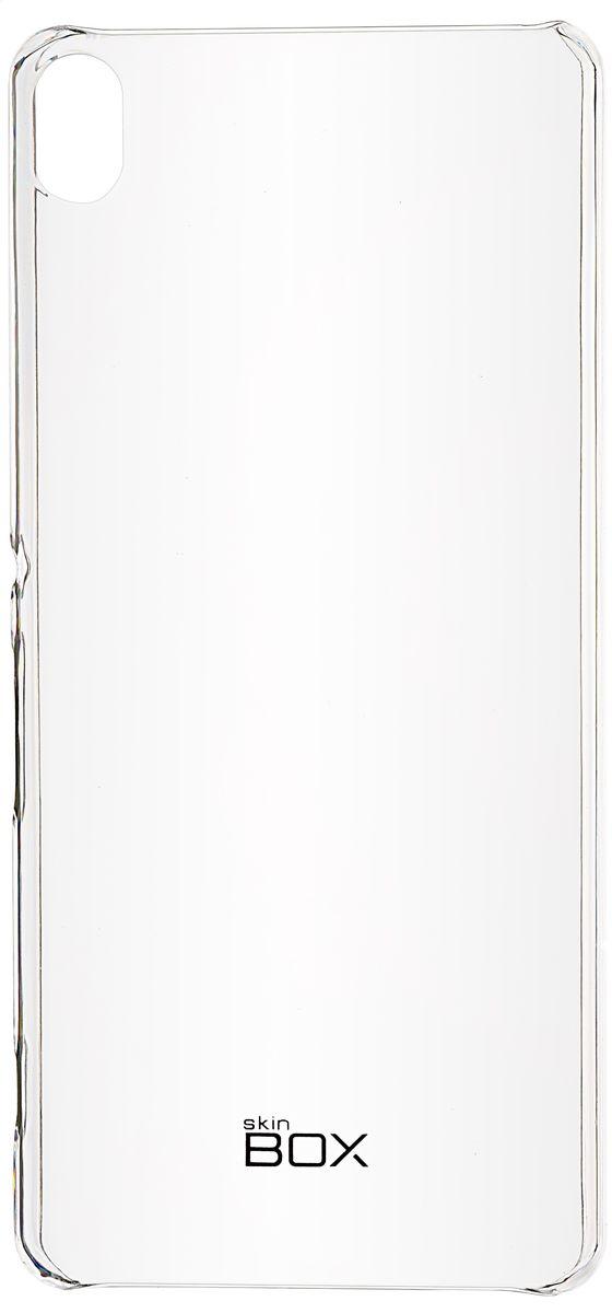 Skinbox Crystal 4People чехол для Sony Xperia XA, прозрачный