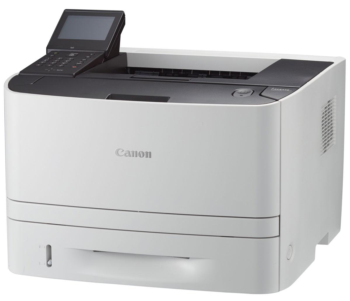 Canon i-Sensys LBP253x (0281C001) принтер лазерный0281C001Canon i-Sensys LBP253x - быстрый, компактный черно-белый лазерный принтер формата A4 отличается простотой и соотношением цены и качества. Он оснащен сенсорным ЖК-экраном, функцией NFC и множеством гибких возможностей подключения. Небольшие команды смогут быстро и легко печатать документы высокого качества с помощью этого превосходно оборудованного черно-белого лазерного принтера формата A4. Компактный размер и элегантный внешний вид принтера Canon i-Sensys LBP253x идеально подходят для помещений, где ведется работа с клиентами или для рабочих сред с большими объемами работы. Можно выполнять ежедневные задачи быстрее за счет высокой скорости печати 33 стр/мин и возможности начать печать после бездействия или режима ожидания всего за несколько секунд. Вы достигнете превосходных результатов без какой-либо подготовки, благодаря интуитивно понятному 8,9-см сенсорному экрану принтера LBP253x. Он позволяет получать доступ к интеллектуальным, экономящим...