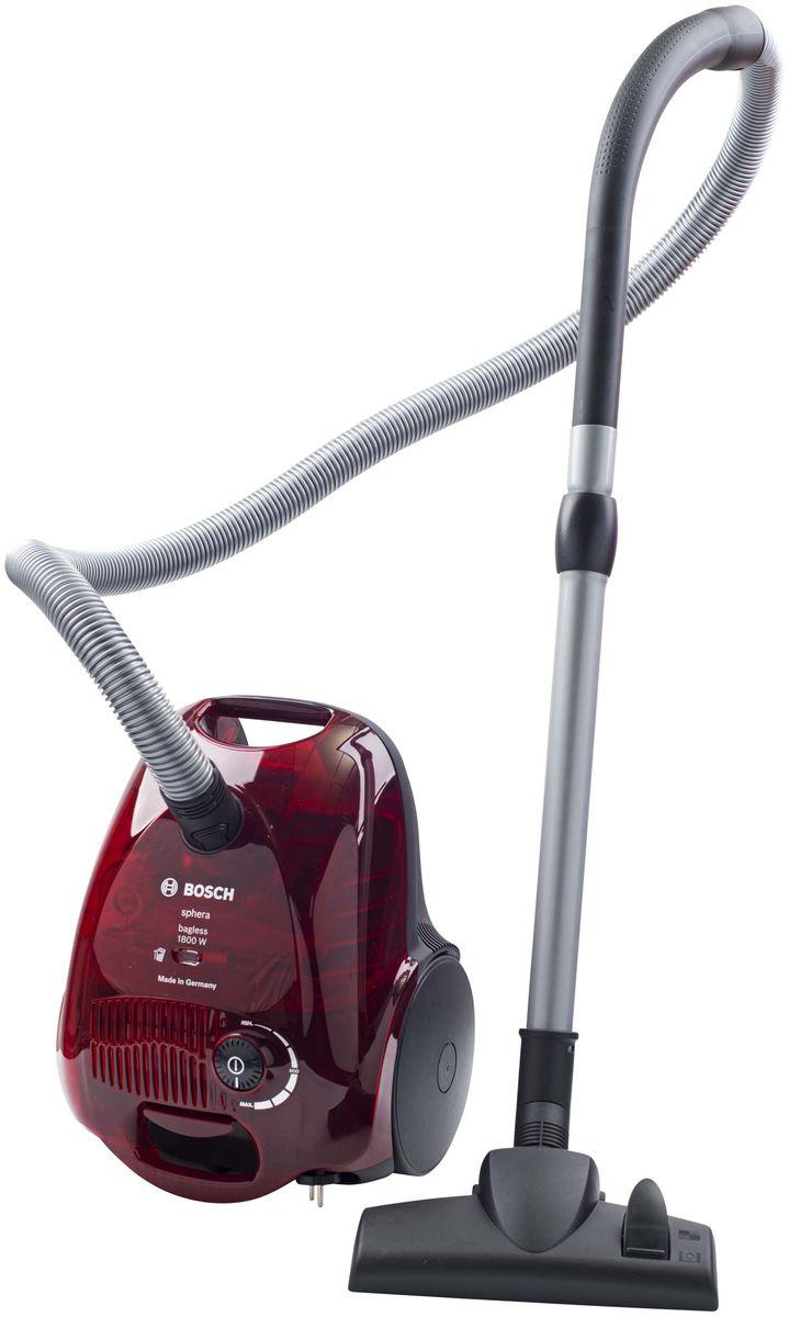Bosch BSB2982, Red пылесос