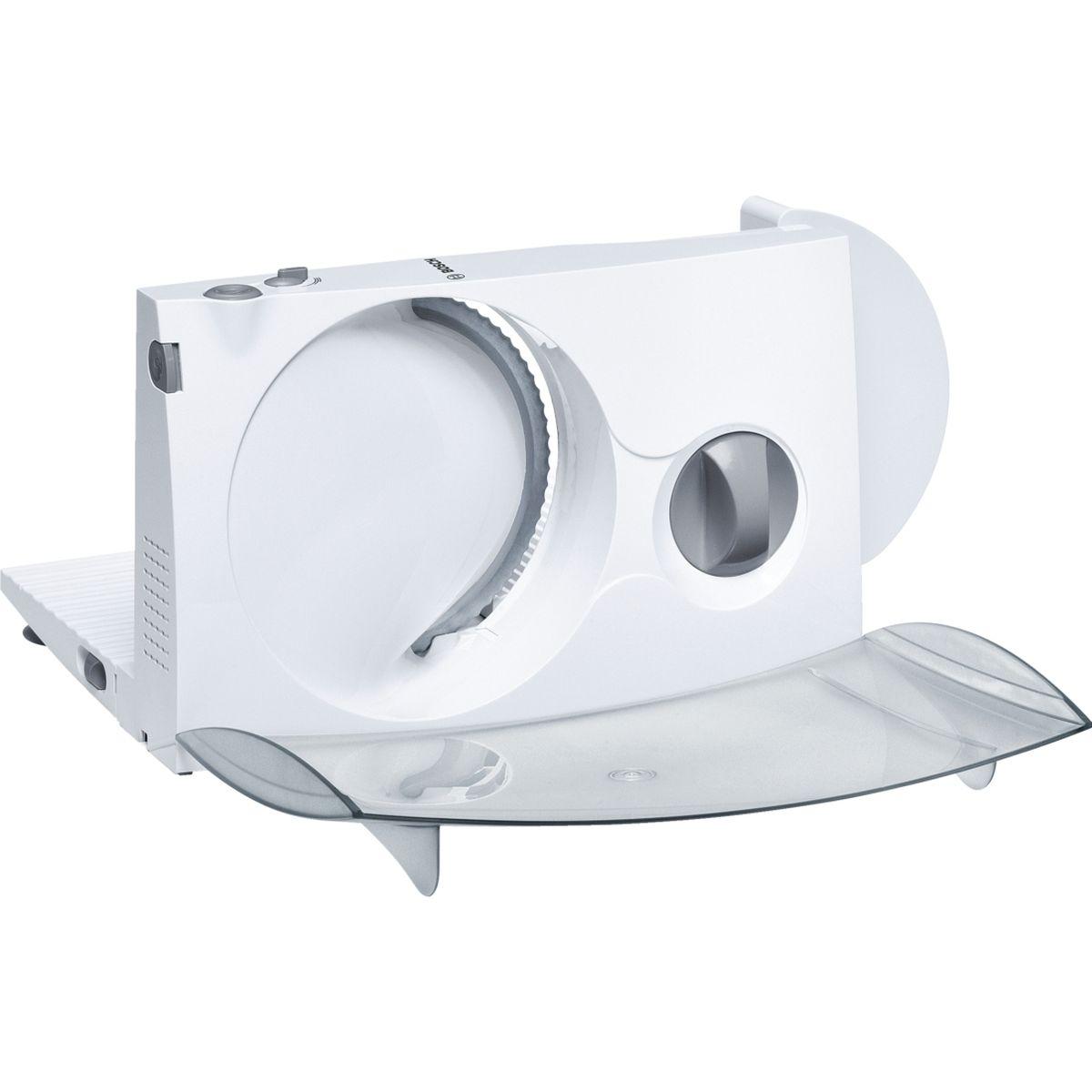 Bosch MAS4104W, White ломтерезка