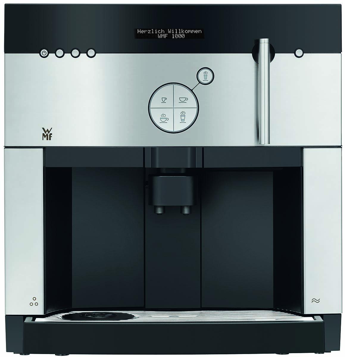 WMF 1000 S кофемашина