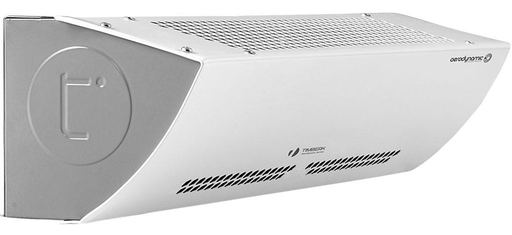 Timberk THC WS3 5MX AERO II тепловая завесаTHC WS3 5MX AERO IIТепловая завеса Timberk Timberk THC WS3 5MX AERO II - компактный прибор с высокой энергоэффективностью. Данная модель имеет современный СТИЧ-элемент с усиленной конструкцией. Технология AERODYNAMIC CONTROL повышает эффективность работы прибора и его срок службы. Она снижает нагрузку на тангенциальный блок и увеличивает воздушный объем за счет увеличения площади забора воздуха. Принципиально новое безопасное расположение нагревательного элемента позволяет создавать равномерный плотный тепловой поток по всей высоте и высокую производительность по воздуху. Техническое решение FastInstall обеспечивает электрическое подключение без разбора корпуса прибора. Прибор имеет двигатель с увеличенным ресурсом и многоуровневой защитой от перегрева, а также выполнен в ударопрочном корпусе с износостойким мелкодисперсионным антикоррозийным покрытием. Горизонтальная и вертикальная (опционально) установка Режим вентиляции, экономичного и интенсивного обогрева ...