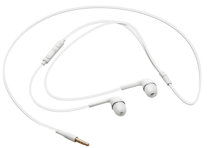 Samsung EO-HS3303WEGRU, White наушникиEO-HS3303WEGRUСтерео-гарнитура Samsung HS-330 тщательно разработана для того, чтобы обогатить ваши впечатления от музыки. 2 динамика внутри каждого наушника (высокочастотный 8 мм и низкочастотный 10 мм) обеспечивают насыщенный, высококачественный звук во всех регистрах в сопровождении глубокого басового тона. Кроме того, специальные прорези и воздушные отверстия минимизируют давление воздуха для обеспечения идеально сбалансированного звука. В комплекте со стерео-гарнитурой Samsung HS-330 поставляется 3 набора амбушюр для различных размеров ушных каналов, чтобы вы могли получить абсолютный комфорт. В дополнение к идеальной фиксации, усовершенствованная конструкция также обеспечивает отличную изоляцию от внешних шумов. Вы будете поражены плоским проводом стерео-гарнитуры Samsung HS-330. Такое решение проще в использовании и намного надежнее. Наушниками сразу можно пользоваться не распутывая их каждый раз при вытягивании из кармана. Кроме того, такой провод имеет...
