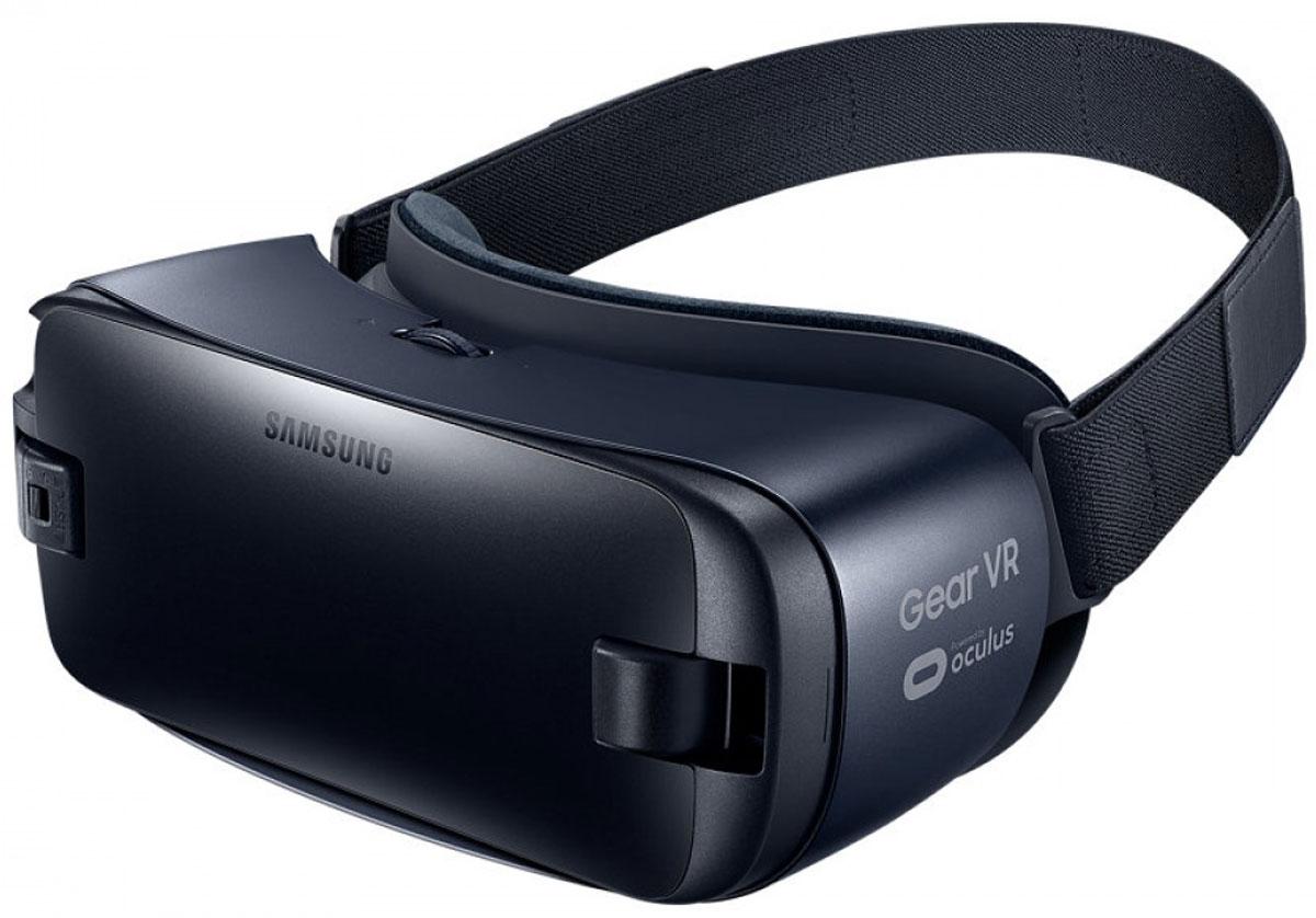 Samsung Gear VR (2016), Dark Blue очки виртуальной реальностиSM-R323NBKASERГотовы к захватывающим приключениям? Тогда вам понадобятся качественные очки виртуальной реальности с продуманным эргономичным дизайном. Такие, как новый Samsung Gear VR. Устройство Samsung Gear VR позволяет наслаждаться просмотром контента в формате 2D, 3D и 360 градусов, подключив его к мобильному устройству. Можно также просматривать веб-страницы и собственные изображения и видеозаписи в формате 360 градусов. Широкий угол обзора, точное отслеживание перемещений и быстрый отклик, препятствие проникновению света и бликов делают изображение более четким. Высокое качество картинки подарит вам потрясающие впечатления полноценного погружения в контент. Для удобства использования были добавлены новые функции: появилась кнопка Домой, которая позволяет перейти в главное меню Oculus, а а сенсорная панель стала больше и отзывчивее. Еще больше моделей смартфонов Samsung Galaxy совместимы с новым Gear VR. В комплект входят 2 сменных ...