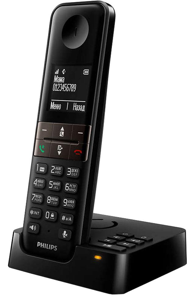 Philips D4551B/51 радиотелефон