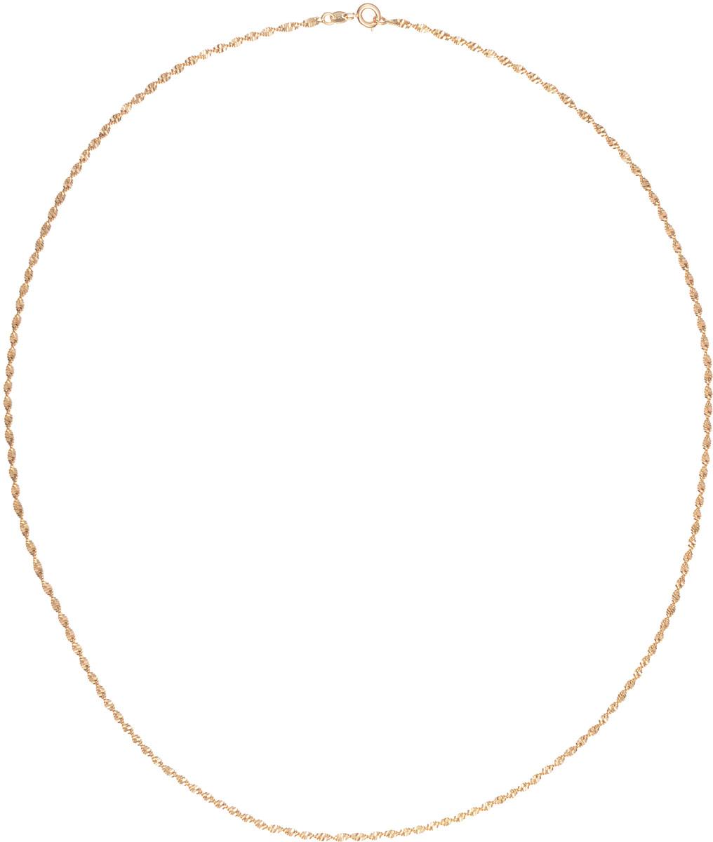 Цепочка Taya, цвет: золотистый. T-B-11712T-B-11712-NECK-GOLDЭлегантная цепочка от Taya изготовлена из качественного бижутерного сплава. Изделие застегивается на шпрингельный замок. Такая изящная цепочка идеально дополнит ваш образ и подчеркнет ваш изысканный вкус.
