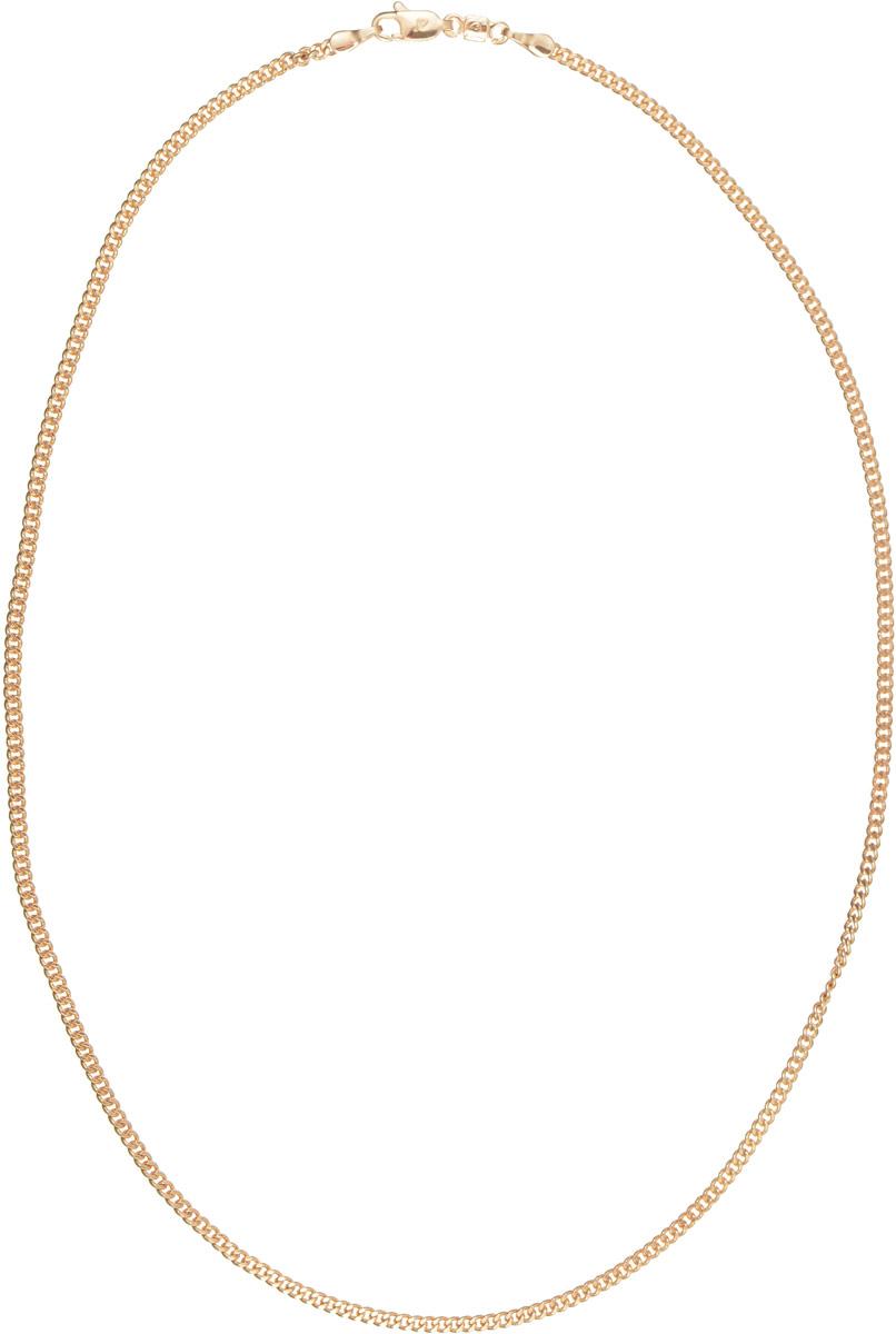 Цепочка Taya, цвет: золотистый. T-B-11726T-B-11726-NECK-GOLDЭлегантная цепочка от Taya изготовлена из качественного бижутерного сплава. Изделие застегивается на замок-карабин. Такая изящная цепочка идеально дополнит ваш образ и подчеркнет ваш изысканный вкус.