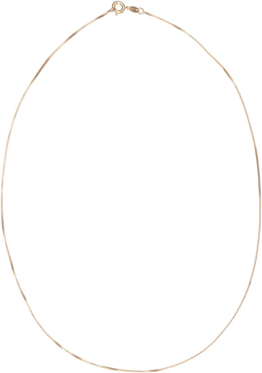 Цепочка Taya, цвет: золотистый. T-B-11713T-B-11713-NECK-GOLDЭлегантная цепочка от Taya изготовлена из качественного бижутерного сплава. Изделие застегивается на шпрингельный замок. Такая изящная цепочка идеально дополнит ваш образ и подчеркнет ваш изысканный вкус.