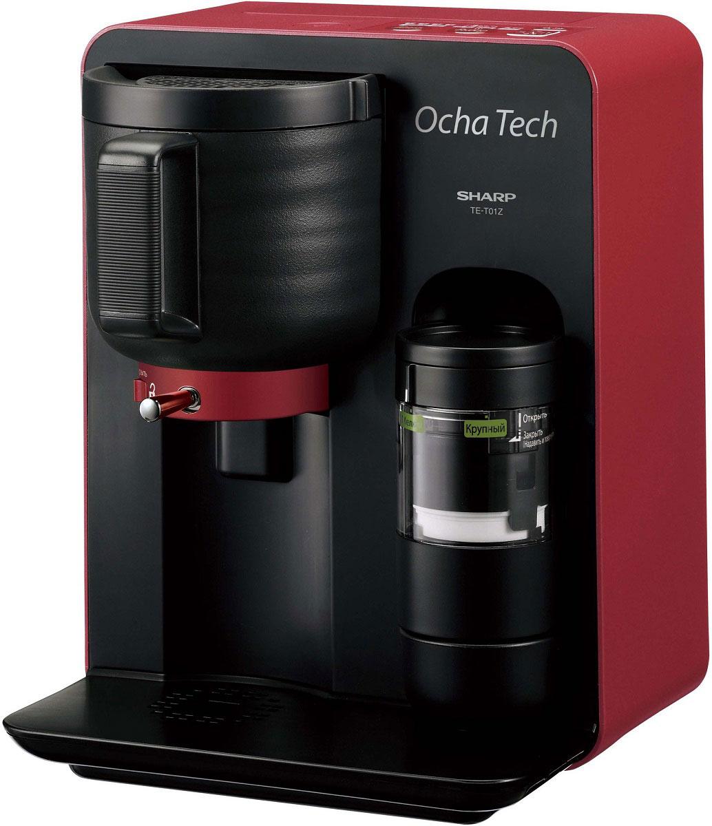 Sharp TET01ZRD Ocha Tech чай-машина