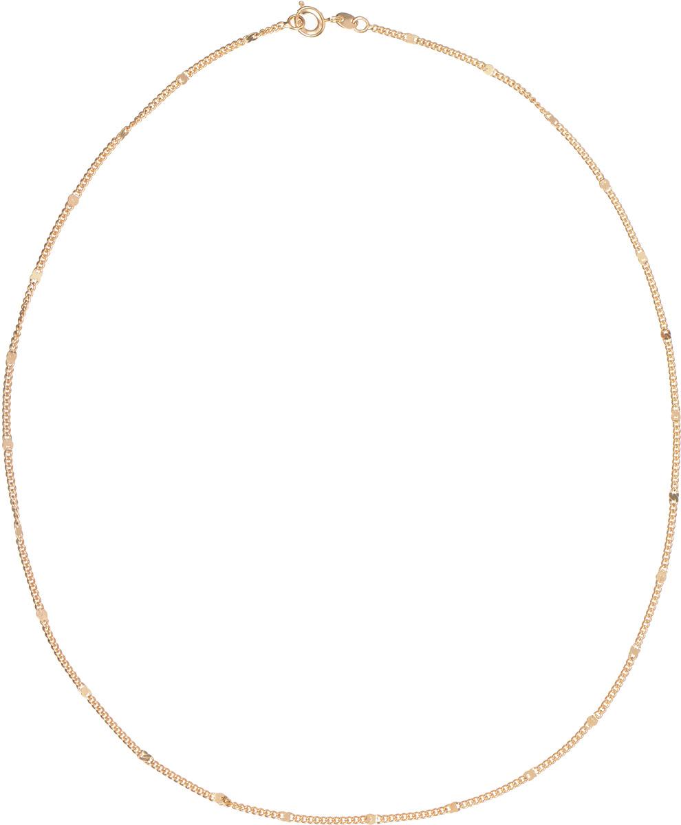 Цепочка Taya, цвет: золотистый. T-B-11719T-B-11719-NECK-GOLDЭлегантная цепочка от Taya изготовлена из качественного бижутерного сплава. Изделие застегивается на шпрингельный замок. Такая изящная цепочка идеально дополнит ваш образ и подчеркнет ваш изысканный вкус.