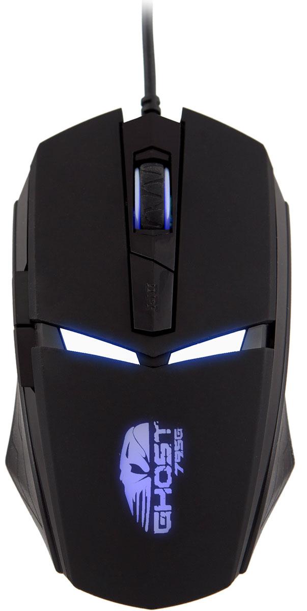 Oklick 795G, Black мышь игровая