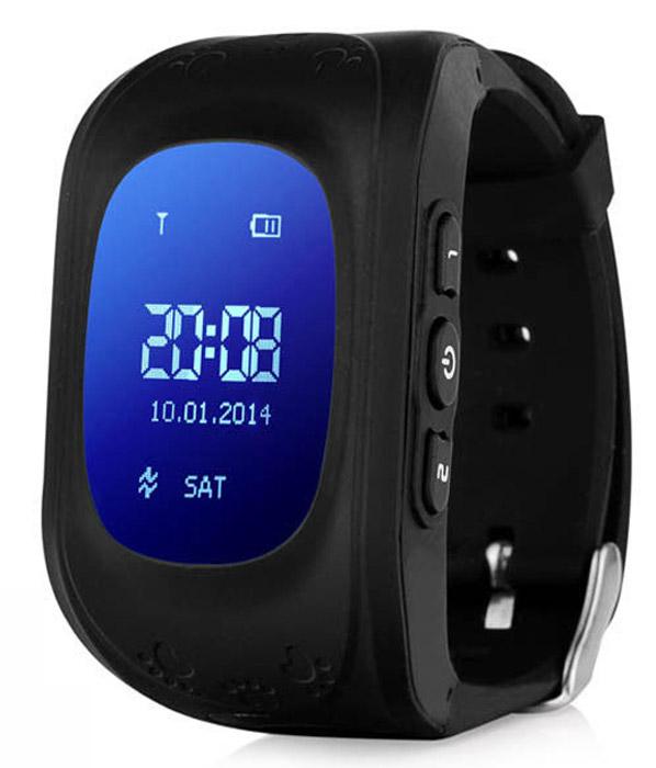 Wonlex Smart Baby Watch Bet, Black умные детские часы