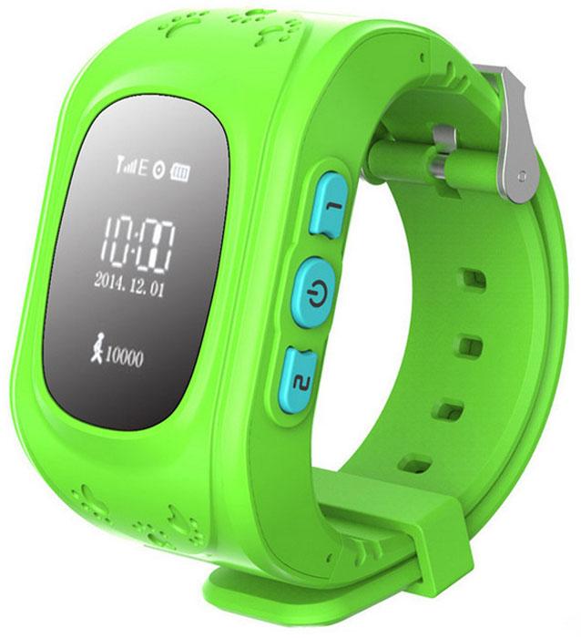 Wonlex Smart Baby Watch Q50, Green ����� ������� ����