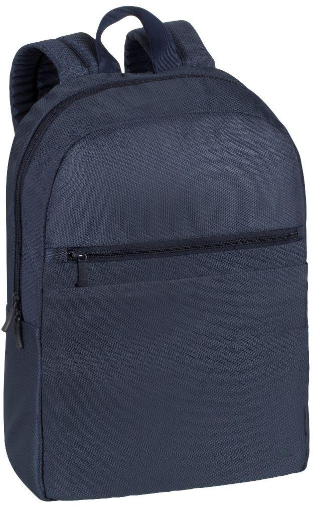 Riva 8065, Dark Blue рюкзак для ноутбука 15.66639Riva 8065 - это легкий, бюджетный рюкзак для ноутбуков до 15.6. Рюкзак выполнена из плотного синтетического материала и имеет утолщенные стенки для лучшей защиты ноутбука от случайных ударов и царапин, а также от пыли и влаги. Основное отделение для ноутбука с вертикальной загрузкой, имеет мягкие стенки и ремень для надежной фиксации ноутбука до 15.6. Также имеется дополнительное внутреннее отделение для планшета до 10.1. Есть два внешних передних кармана: один на молнии, второй на липучке предназначены для хранения аксессуаров, смартфона. Двойная застежка молния для удобного доступа к устройству. Удобная ручка для переноски и наплечные ремни со смягчающими подкладками помогут чувствовать себя комфортно в самом долгом путешествии.