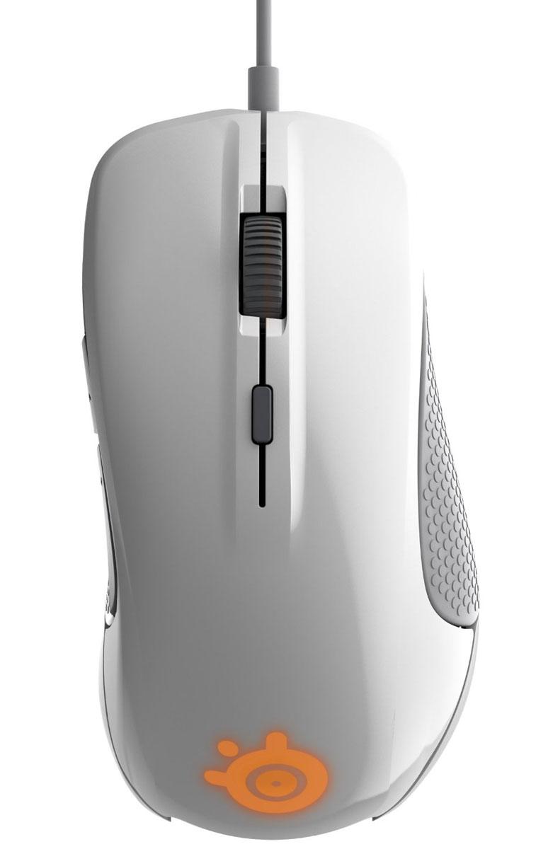 SteelSeries Rival 300, White игровая мышь