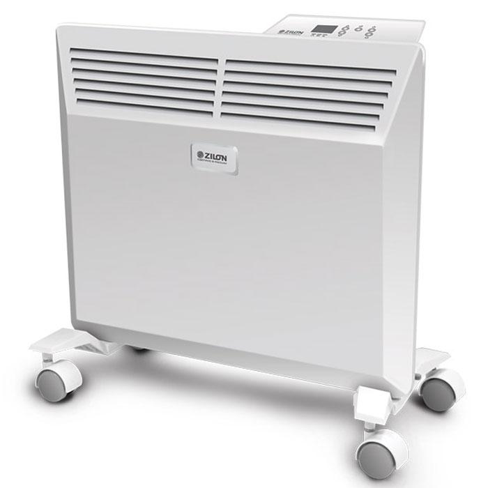 ZILON ZHC-1500 Е3.0 электрический конвекторZHC-1500 Е3.0Электрический конвектор ZILON ZHC-1500 Е3.0 - это современный, надежный, мобильный и экономичный обогреватель. Компактные размеры делают конвектор ZILON идеальным решением для обогрева жилых помещений, офисов, квартир. Работа конвектора ZHC-1500 Е3.0 основана на принципе естественной конвекции: холодный воздух поступает внутрь обогревателя через отверстие в нижней части и, проходя через нагревательный элемент, уже нагретый воздух выходит через жалюзи, расположенные на передней панели обогревателя. ZILON ZHC-1500 Е3.0 оснащен электронной панелью управления. Особая форма корпуса конвектора улучшает конвекцию горячего воздуха за счёт расширяющегося кверху воздушного канала Доработан конструктив шасси, которые теперь крепятся на защелки, без саморезов. Прибор можно установить за считанные секунды без помощи каких-либо инструментов Функция отключения конвектора при отклонении от вертикали сверх нормы гарантирует полную безопасность пользователя. А новый доработанный...