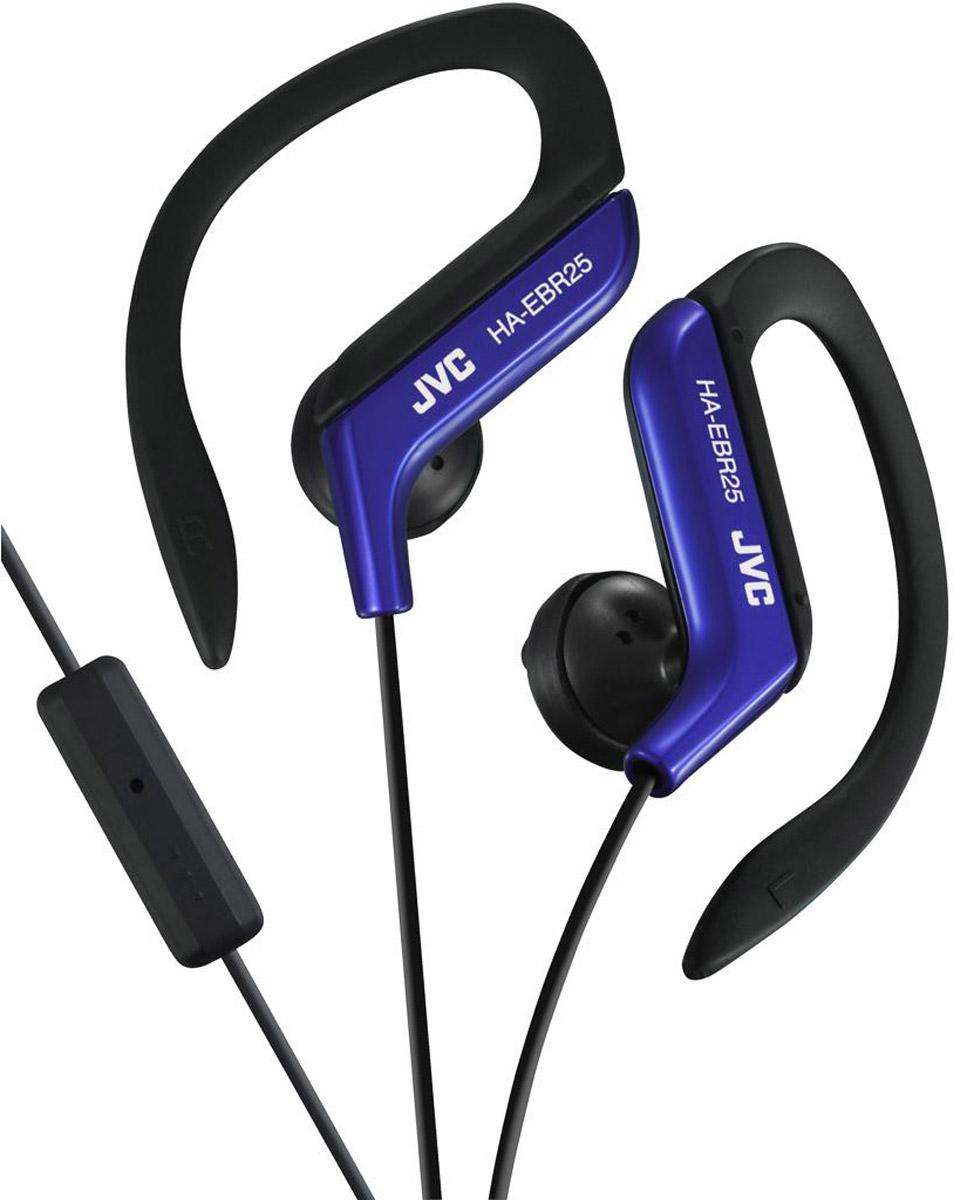 JVC HA-EBR25-A, Blue наушники