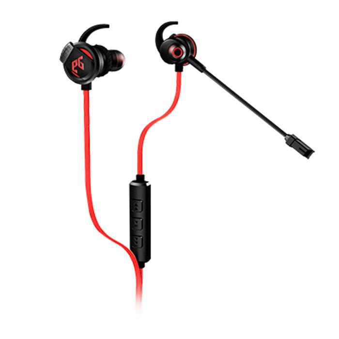 EpicGear Melodiuz In-Ear-Headset игровая гарнитураEGAMZ1-2AWA-AMSGEpicGear Melodiuz In-Ear-Headset – пара внутриканальных наушников с улучшенными 13,5-миллиметровыми излучателями на неодимовых магнитах. Высококачественные и комфортные для ушей амбушюры обеспечивают превосходную шумоизоляцию, чистый звук и высокую степень комфорта. Инновационные, гибкие и в то же время твердые держатели гарантируют безопасное и комфортное использование, позволяя наушникам прочно держаться в ушах. Ориентированный на игру, гибкий отсоединяемый микрофон передает речь чисто, без помех и искажений, что очень важно при общении с другими игроками. Сняв его, пользователь может использовать встроенный в наушник микрофон. Многофункциональный встроенный пульт ДУ позволяет установить наиболее подходящий для пользователя уровень громкости.