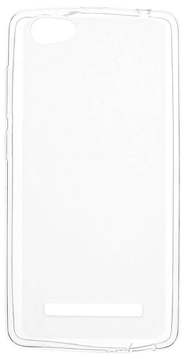 Skinbox Shield Silicone чехол для Philips S326, Transparent
