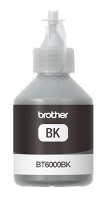 Brother BT-6000BK, Black чернила для DCP-T300/DCP-T500W/DCP-T700WBT6000BKЧернила Brother BT-6000BK совместимы с моделями МФУ DCP-T300 / DCP-T500W / DCP-T700W. Струйные картриджи Brother сконструированы таким образом, чтобы идеально работать с МФУ, что дает отличные результаты и экономию средств.